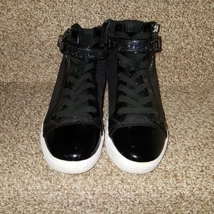Black Guess Shoes